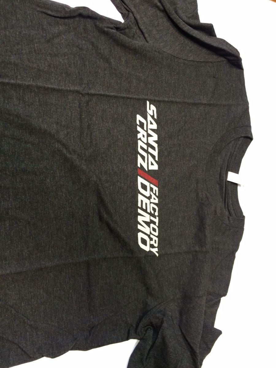 c00f16ba46197 Santa Cruz originální tričko FACTORY DEMO | Oblečení |ID SPORT